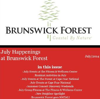 July Events 2014