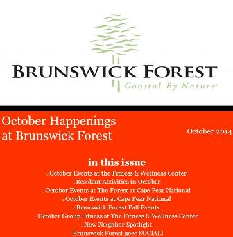 OCT EVENTS 2014