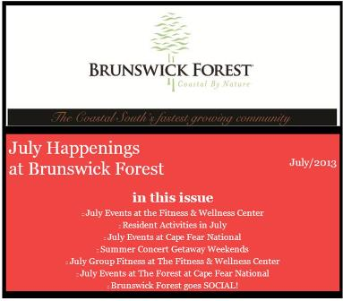 BF July Events 2013