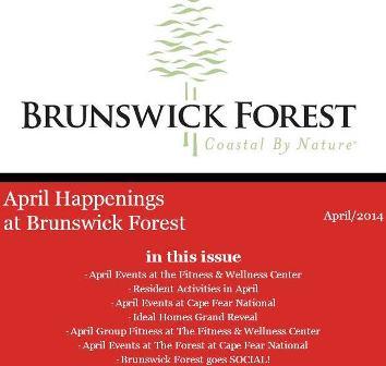APRIL EVENTS 2014