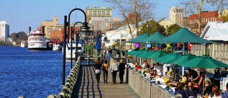 Wilmington Boardwalk