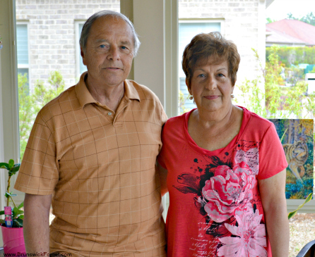 Bob and Mary Ann Meisner