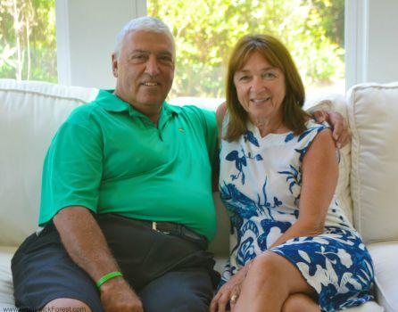 John and Ginnette Pocaro