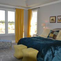 The Jarrett Bay at Brunswick Forest master bedroom