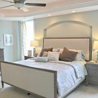 Avalon Master bedroom Brunswick Forest