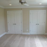 The optional flex room of the Summerwind Villas at Brunswick Forest