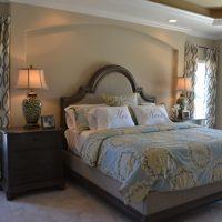 Trinity At Brunswick Forest Master Bedroom