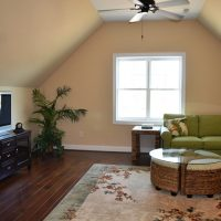 Another view of the bonus room in the Padre Island at Brunswick Forest