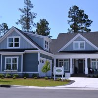 The Lautner at Brunswick Forest - Impeccable Home Design