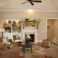 Lexington I At Brunswick Forest Living Room