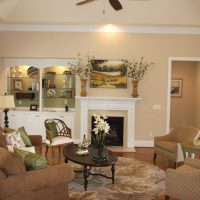 Lexington II At Brunswick Forest Living Room