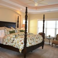 Moxie II At Brunswick Forest Master Bedroom