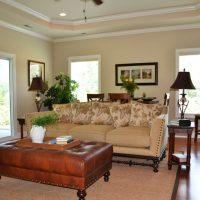 Palmetto I At Brunswick Forest Living Room