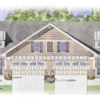 Palmetto II At Brunswick Forest Rendering A