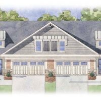 Palmetto II At Brunswick Forest Rendering C