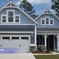 The Hudson by Legacy Homes by Bill Clark