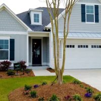 The Seagrass Townhome by Logan Homes