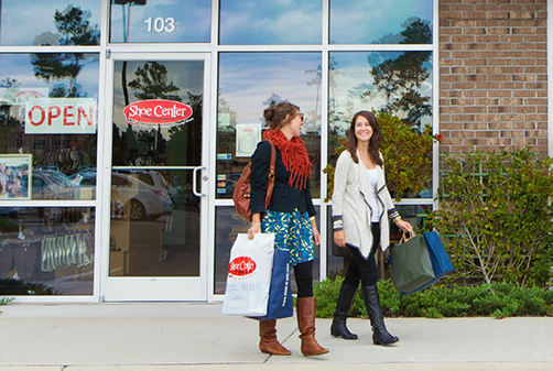 The Shoe Center in The Villages at Brunswick Forest Blog Feature Photo