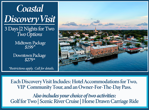 Coastal Discovery Visit